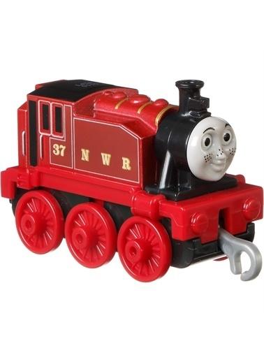 Thomas & Friends Thomas & Friends# Trackmaster Sür-Bırak Küçük Tekli Trenler, Rosie, Kırmızı Oyuncak Lokomotif Tren, Gdj45 Renkli
